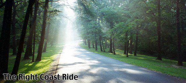 The Right Coast Ride